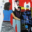 Can you dance_oil on canvas_110x130cm