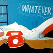 Whatever_80x80cm_olej